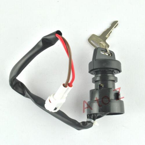 Ignition Key Switch FOR YAMAHA RAPTOR 350 YFM350 2004-2012 ATV