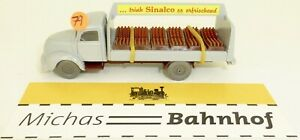 Sinalco-Capot-Rond-Magirus-Camion-imu-Biere-Boissons-Replique-Serie-1-87-79-A