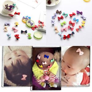 10Pcs-Cute-Kids-Girl-Baby-Toddler-Flower-Bow-Headband-Hair-Band-Headwear-Showy
