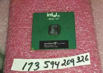 INTEL CPU PENTIUM III 700//256//100//1.7V SL4CH  SOCKET 370