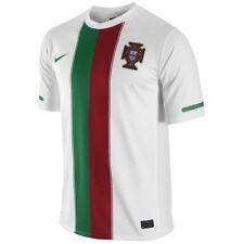 UFFICIALE NIKE JUNIOR Portogallo Away Jersey 2010-2011, dimensioni: LB (12-13 anni)