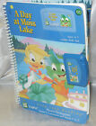 Leapfrog LeapPad Title: A Day At Moss Lake: Phonics - Book / Cart & 90+ Titles