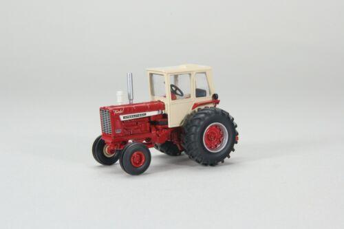 ZJD1800. 1:64 International Harvester 1256 50th Anniversary Toy SpecCast