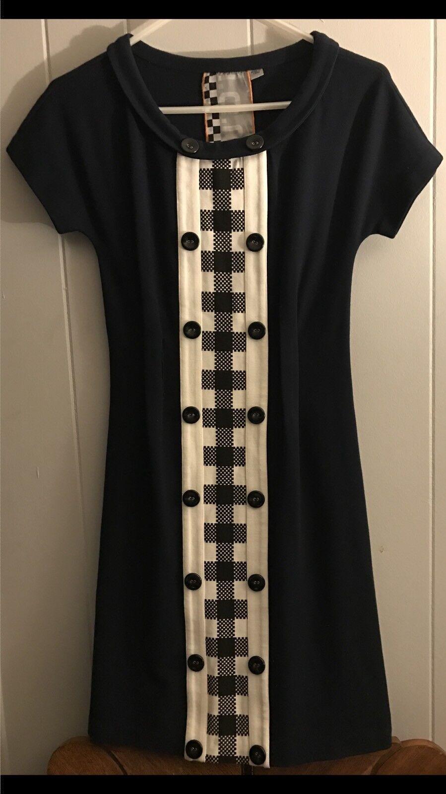 Women's L.A.M.B. Navy Dress Sz. 4