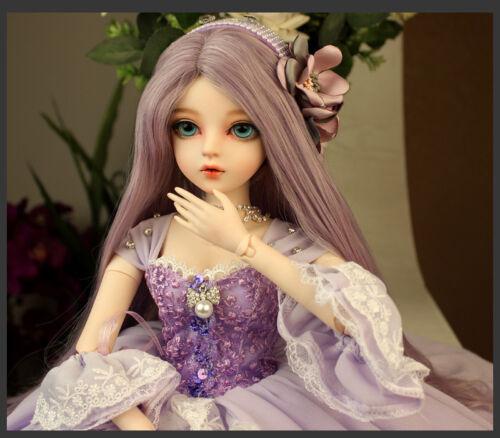 """New 24/"""" 1//3 Handmade PVC BJD MSD Lifelike Dolls Joint Dolls Girl Gift Miranda"""