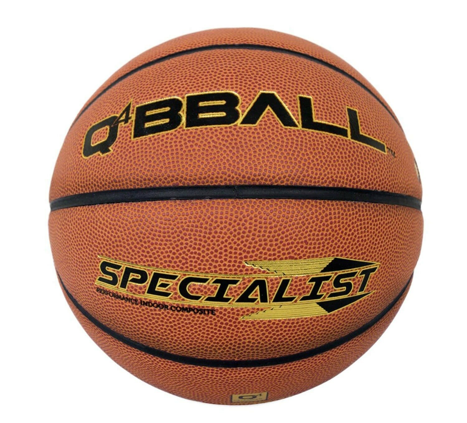 Q4 Specialist Basketball, Tan, Size 7 - Only  w Free Postage