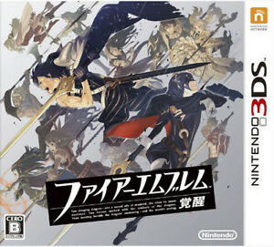 FROM-JAPAN-3DS-Fire-Emblem-Awakening-Japanese