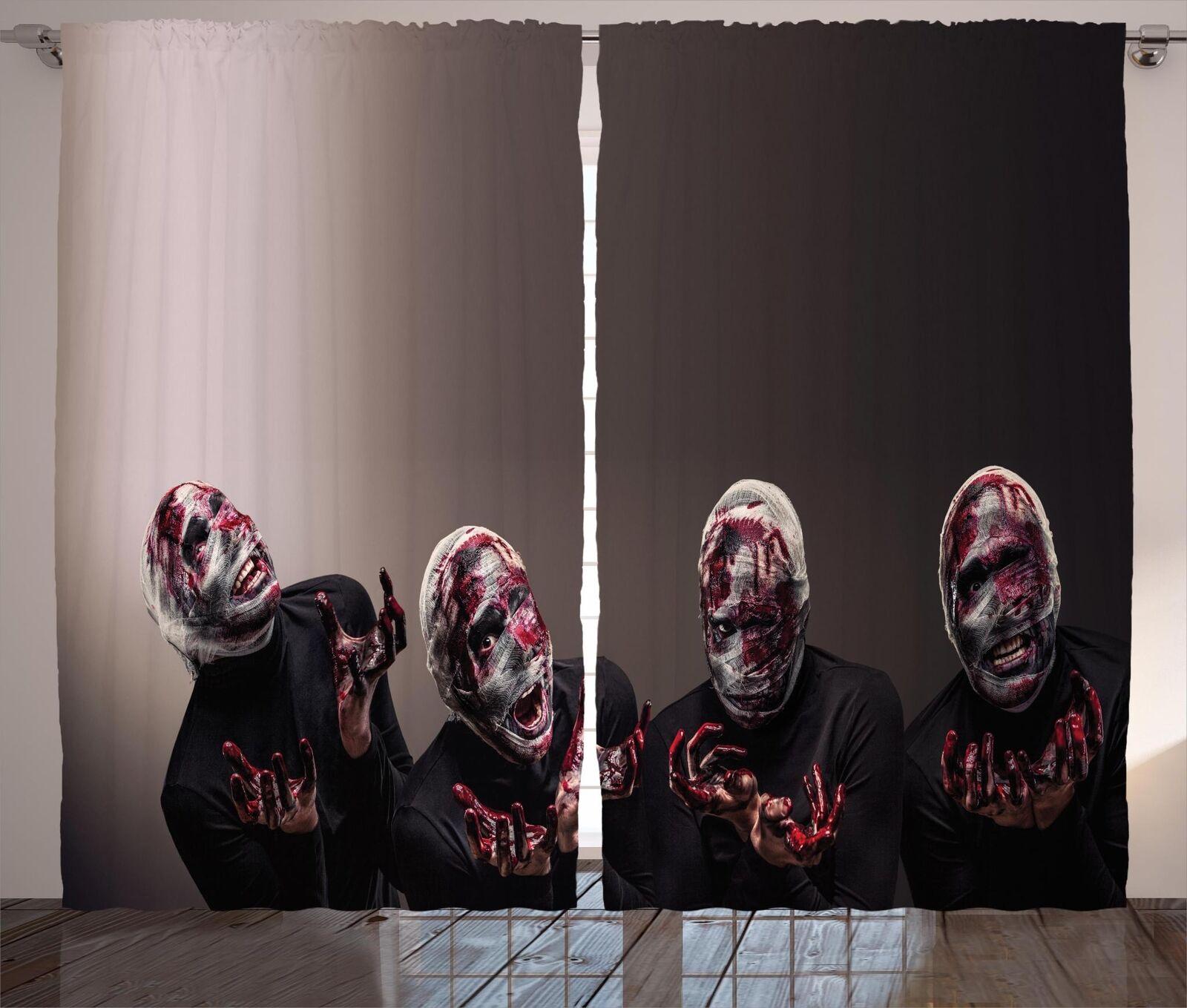 Fantastic Fiction Curtains 2 Panel Set Decor 5 Dimensiones Available Window Drapes