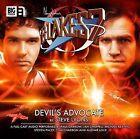 2.5 Devil's Advocate by Steve Lyons (CD-Audio, 2015)