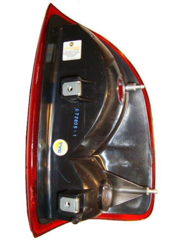 FOR 1997-04 DODGE DAKOTA New Replacement Taillight Assembly LH
