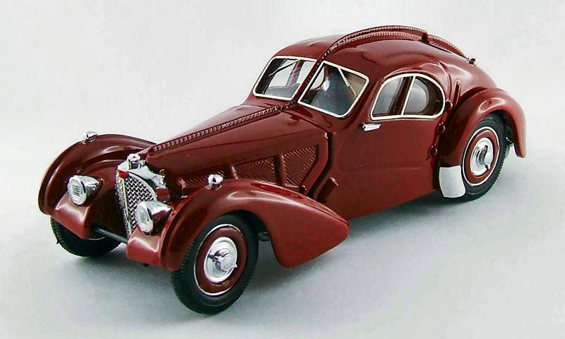 Bugatti 57 SC Atlantica 1938 Amarant 1 43 Model RIO4417 RIO  | Kaufen