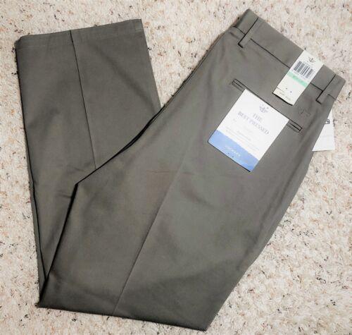 Men's front Flat fit Pants Khaki Straight 0013 47699 Nwt Dockers Signature rqpUYr