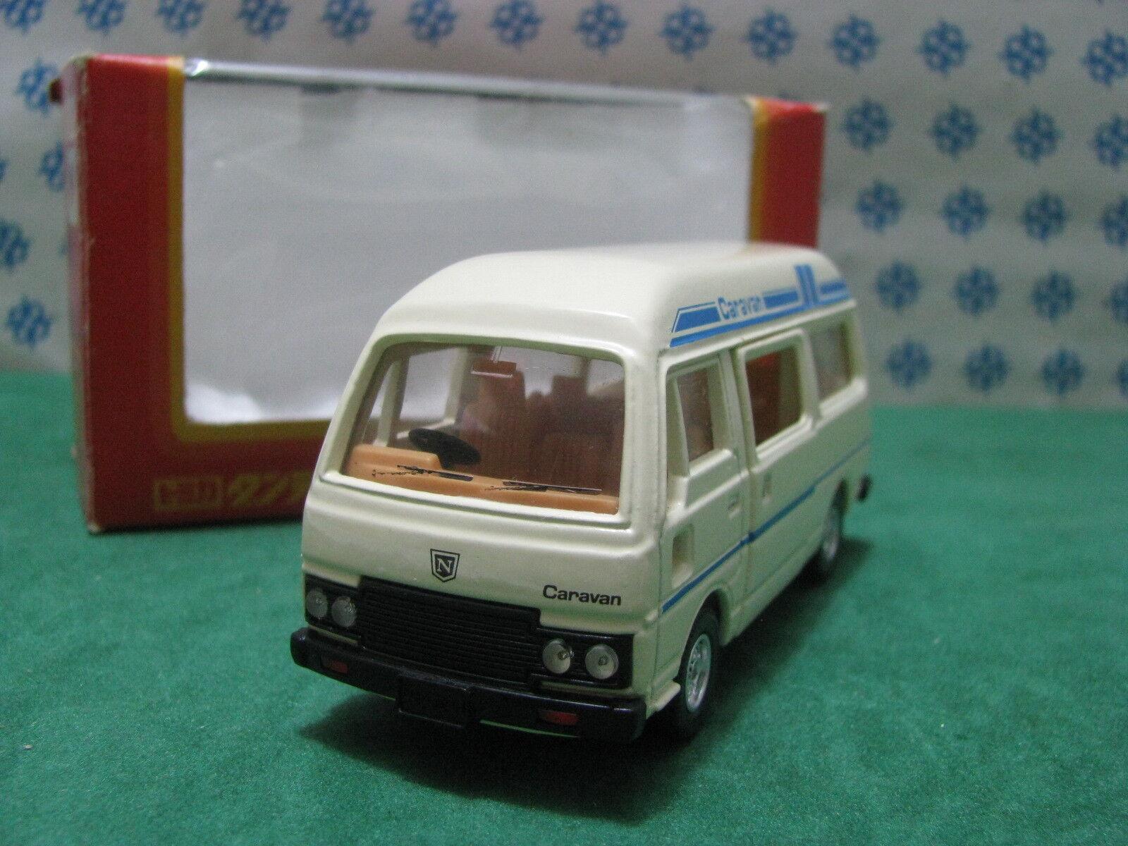 Vintage  -  NISSAN  Caravan Tomica   -  1 43  Dandy Tomica Caravan n°022 611ae2