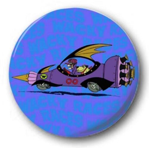 "Avengers Wacky Races Kids Retro TV 25mm 1/"" Button Badge"