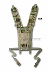 PLCE-DAYPACK-DAY-SACK-SIDE-POCKET-YOKE-MTP-MULTICAM-BRITISH-ARMY-ISSUE-HARNESS