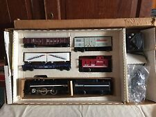 """Lionel O-27 Train Set """"Moose Express"""" Service Manager 6-11757 w/box used"""