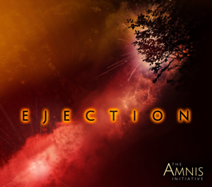 Ejection (The Amnis Initiative), new synth music CD, like Vangelis, Jarre, Asura