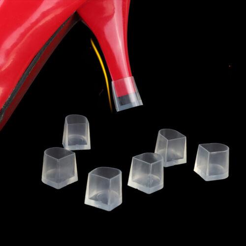 1 Paar NEU Absatzschoner High Stöckelstulpen Stöckelschuhe Absatzschutz Y0C4