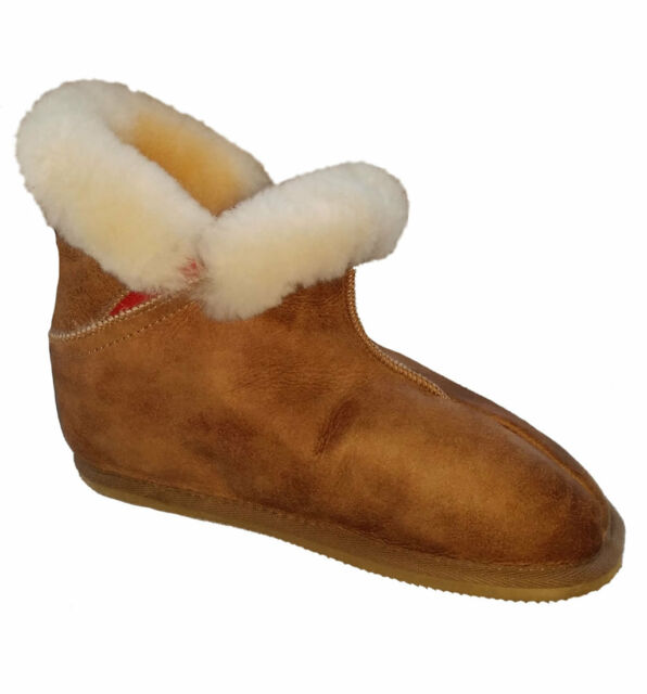 af5cf149f64 Ladies Shepherd of Sweden Ethical Luxury Sheepskin SLIPPER BOOTS ...