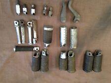 Harley Davidson Foot Peg Parts Lot Fits  Sportster FX FL Pan Knuckle Shovel