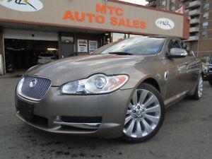 2009 Jaguar XF Premium Luxury Low Mileage Fully Loaded Nav Cam