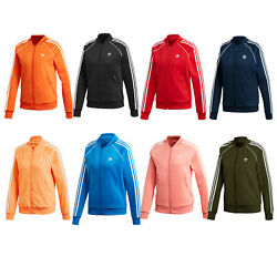 adidas Originals Superstar Track Top Damen-Trainingsjacke Sportjacke Jacke SST