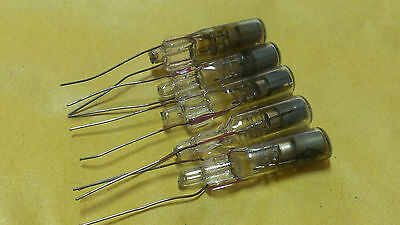 LOT OF 50x INS-1 Neon Bulb dot indicator for NIXIE Clock
