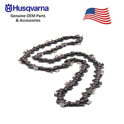"SOLID CARBIDE Chainsaw Chain for 16/"" Husqvarna H30-66 Link 501840666 SEE VIDEO"