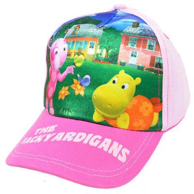 Rosa Mädchen Lizenziert Hut Sport Kenntnisreich Die Backyardigans Nickelodeon Nick Junior Jr