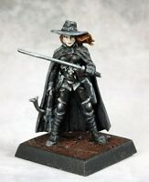 Vampire Hunter Reaper Miniature Pathfinder Rpg Ranger Rogue Assassin Crossbow