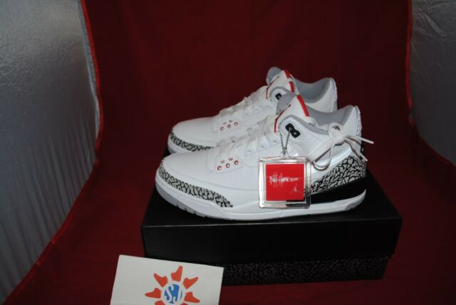 separation shoes 440df f0b27 Nike Air Jordan 3 JTH Super Bowl Justin Timberlake Tinker - Size 8-13