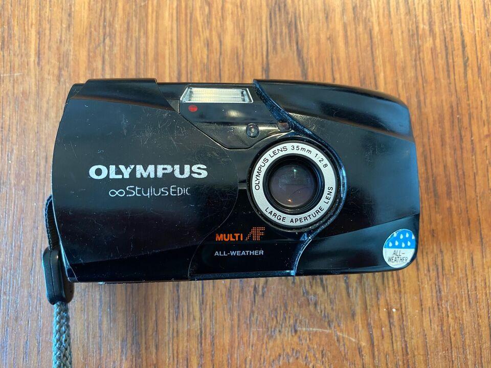 Olympus, Olympus Stylus Epic (Mju 2), Defekt