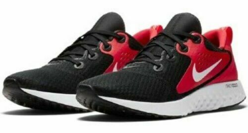 b93fcb3bb46f NIKE LEGEND REACT RUNNING LOW MEN SHOES PANTHER RED RED RED AA1625-004 SIZE  10