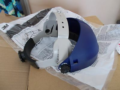 3M Rachet headgear H8A,Face protection new helmet face mask hazmat protection