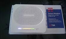 Modem Fibra/ADSL 2+ Telecom/Tim Technicolor modello 2016  nuovo!