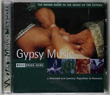 GYPSY MUSIC / THE ROUGH GUIDE TO THE MUSIC OF THE GYPSIES / WORLD MUSIC NETWORK