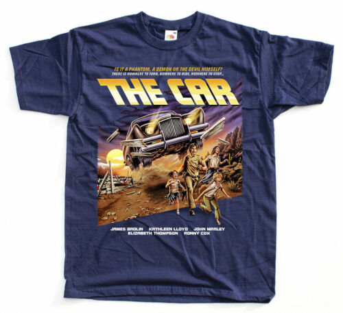poster T SHIRT all sizes S to 5XL The Car