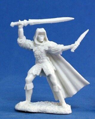 Reaper Bones 77030 Danar Male Assassin