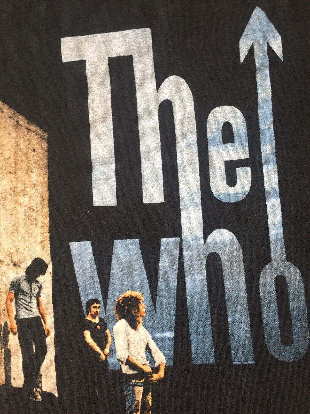 ORG. 2002 THE WHO, The Detours London Keith, Roge… - image 1