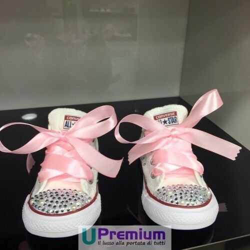 Converse All Sparkle Perles Swarovski Star Clout Chaussures 00Tqdrw