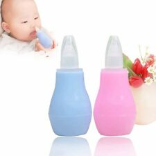 New Pigeon Baby Nose Cleaner Nasal Aspirator Toddler Soft Safety/&Nozzle Silicone