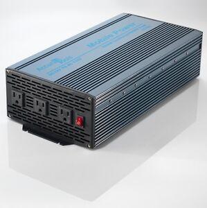 BRAND NEW OFF GRID MOBILE POWER INVERTER 2500/5000 WATT 12V DC TO AC