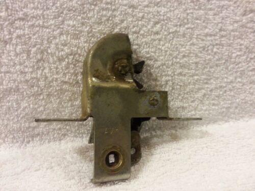 OEM FORD 1961-1963 THUNDERBIRD TRUNK DECK LID LATCH CATCH LOCK