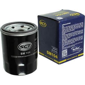 Original-sct-filtro-aceite-filtro-aceite-oil-SM-104