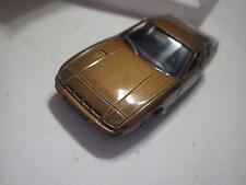 Solido (France) Metallic Brown Porsche 924 Turbo Diecast 1:43 NIB
