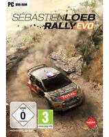 Pc Computer Spiel Sebastien Loeb Rally Evo Neunew