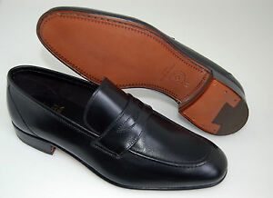 Penny Vitello Vitello singolo nero Loafer Nero mocassino blake Lth Uomo Cstn Sole TC4w1qC