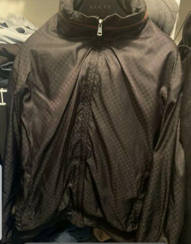 Gucci Monogram Cotton Jacket