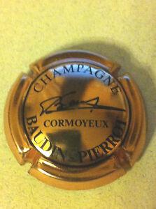 Capsule de Champagne BAUDIN-PIERROT 10. cuivre clair et noir