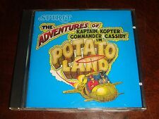 "SPIRIT ""KAPTAIN KOPTER & COMMANDER CASSIDY IN POTATOLAND"" - GERMAN IMPORT CD"